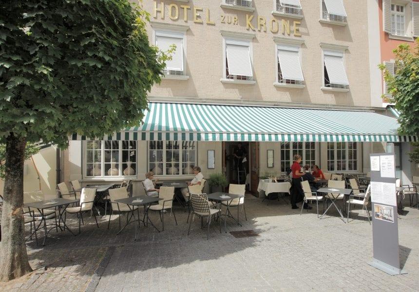 Sorell hotel krone winterthur for Sorell hotel krone